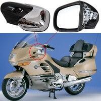 Мотоцикл заднего боковые Зеркала для BMW K1200 1999 2000 2008 2007