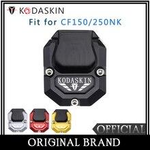 KODASKIN Motorcycle CNC Aluminum Side Stand Enlarge for CFMOTO 150NK 250NK