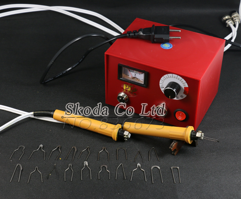 Multifunction pyrography machine Gourd Wooden pyrography suit 2pcs pyrography pen+20 pcs blade Gourd pyrography machine