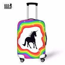 gepäckabdeckungen mala viagem koffer travelia enfant schützende valise maletas seyahat fundas para beschützer zubehör
