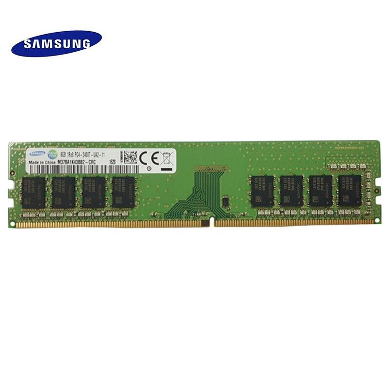 Samsung DDR4 2400 MHZ 4 GB 8 GB 16 GB ordinateur de bureau DIMM mémoire vive 240 pins Pour intel amd Entièrement compatible