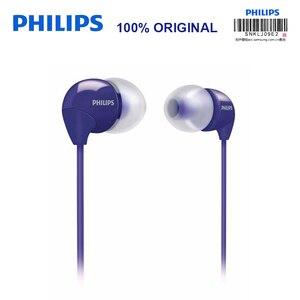 Image 5 - Philips SHE3590 Profesyonel Kulak Kulaklık Çok renk seçimi ile Stereo Bas Kulakiçi Kablolu Kulaklık için Resmi Test