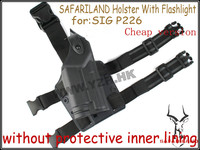 EMERSON Safariland Holster With Flashlight BD2291 for SIG P226