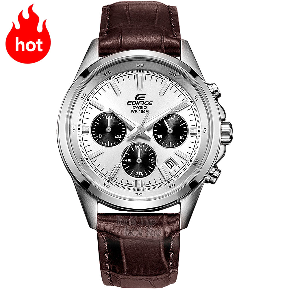 Casio watch Men's watch business casual waterproof quartz male watch EFR-527L-7A EFR-526D-1A EFR-526D-5A EFR-526D-7A EFR-527D-7A
