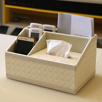 다기능 티슈 상자 간단한 가정 거실 귀여운 트레이 커피 테이블 원격 제어 냅킨 보관 상자 wx9171728