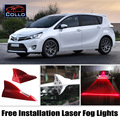 Para Toyota Verso/E'Z/Sportsvan/Prius/Aygo/Prius c/Aqua/Laser de Barbatana de Tubarão Energia Solar Luzes de Nevoeiro/Aviso lâmpada