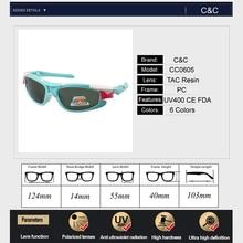 Cute Cool Kids TAC Polarized Sunglasses UV400