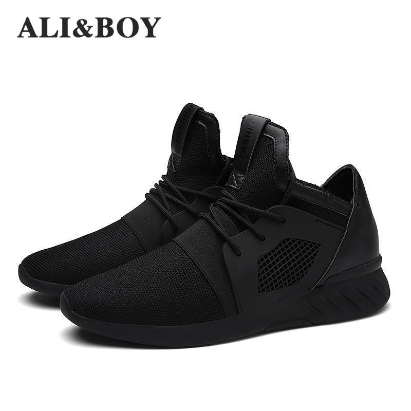 Ali&boy Summer Trainers Men' Running Shoes Walking