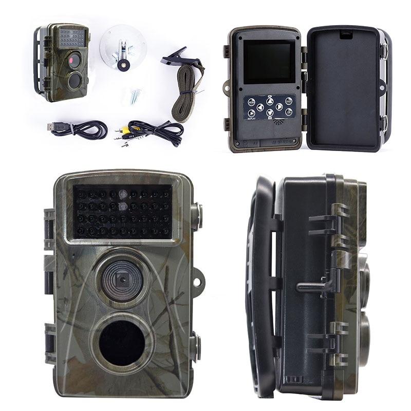 Skatolly H901 HD 1080P Hunting Camera Outdoor Trail Camera Photo Traps 12MP Night Vision Digital Cameras Hunting Trail Camera
