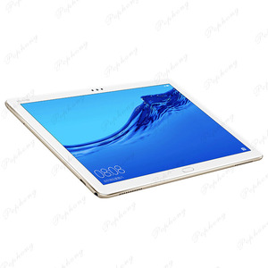 """Image 2 - הגלובלי ROM המקורי HUAWEI MediaPad M5 לייט 10.1 """"אנדרואיד 8.0 4G RAM 64G ROM Huawei M5 לייט tablet PC טביעות אצבע נעילה"""