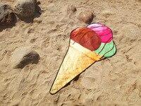Творческий мягкие фрукты автомобиль мороженое пить пиво бутылки нерегулярные Форма микрофибры пляжное Полотенца пляжные Одеяло Полотенца...