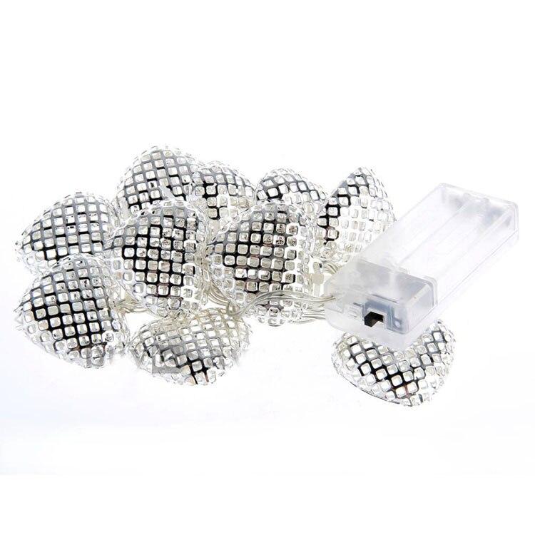 Elegant, herzförmigen produkt led lampe string kreative DIY Laterne ...