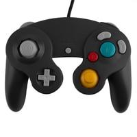 New Game Controller Gamepad Joystick For Nintendo For GameCube For Wii Platinum Black