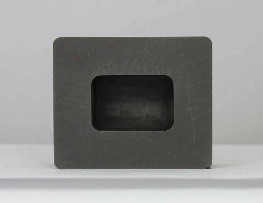 Graphite Ingot Mold   for 5oz gold  casting refining  mold  / pour gold  bar molds ,FREE SHIPPING