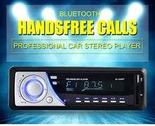 Neue Auto Radio 12 V Bluetooth V3.0 Auto Audio Stereo SD MP3 Player AUX USB Hände Anruf 1188B radios