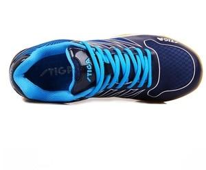 Image 3 - Echtes Stiga Tischtennis Schuhe für Männer frauen ping pong schläger schuh sport marke turnschuhe CS 3621