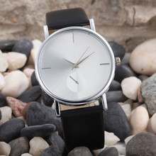2016 Newest CLAUDIA Fashion Women's Watch Design Dial Leather Band Analog Quartz Wrist Watch Freeshipping & Wholesale