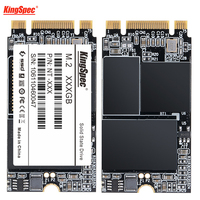 New KingSpec M2 SSD 2TB 2242 NGFF SATA Signal Disk Internal Solid State Drive 2TB M.2 SSD Hard Drive for Laptop Notebook Desktop