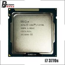 Procesador Intel Core i7 i7 3770S 3770 S i7 3770 S 3,1 GHz Quad Core Eight Core 65W CPU LGA 1155