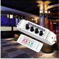 Светодиодная лента RGB RGBW  светодиодный контроллер  многофункциональный контроллер светового дисплея  4CH RGBW светодиодный контроллер для SMD ...