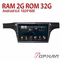 Car Big Screen Players For VW Lavida 2015 Android 6 0 10 1 WANUSUAL Auto Stereo