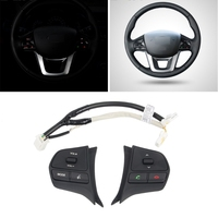 Car Kit Multifunctional Steer Wheel Control Button Audio And Bluetooth Control For KIA