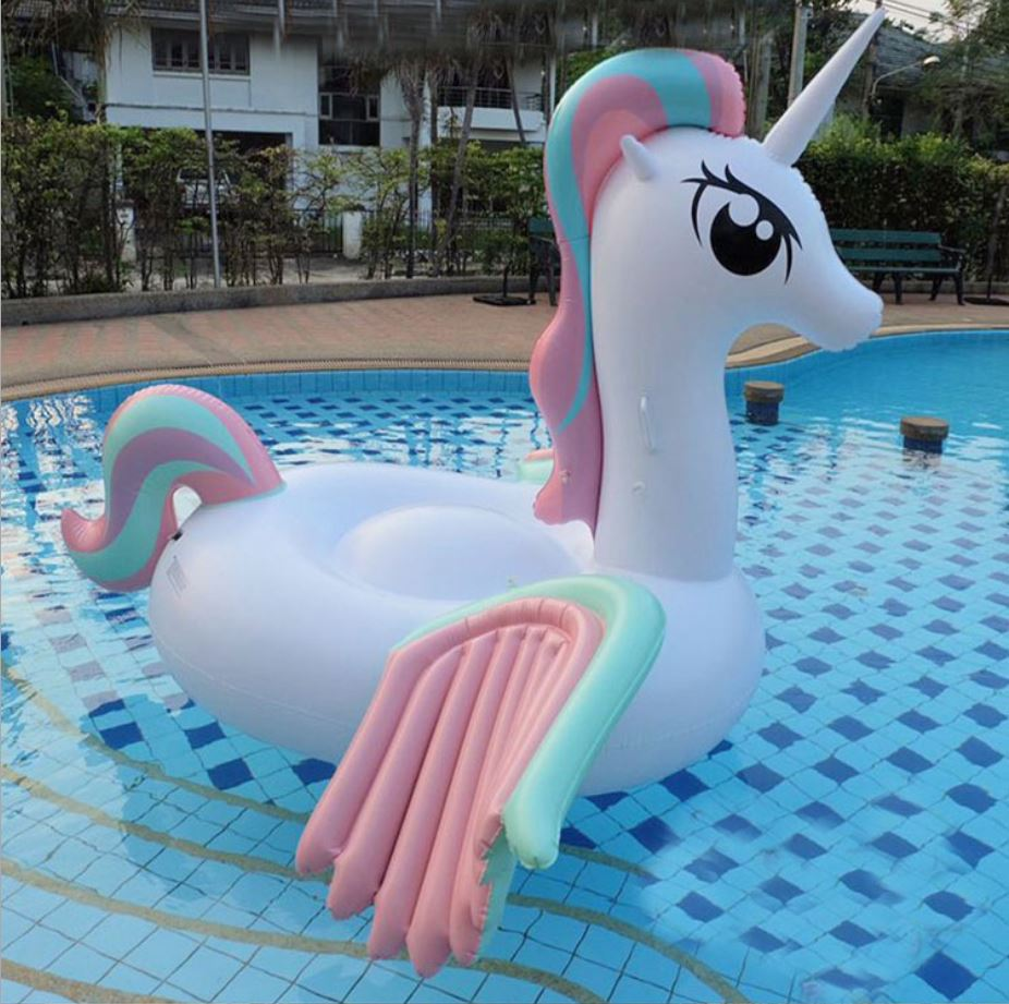 Kinderbadespaß Best Sporting Pool Matratze 170x110 cm Pizza Party Luftmatratze Strand Wasser