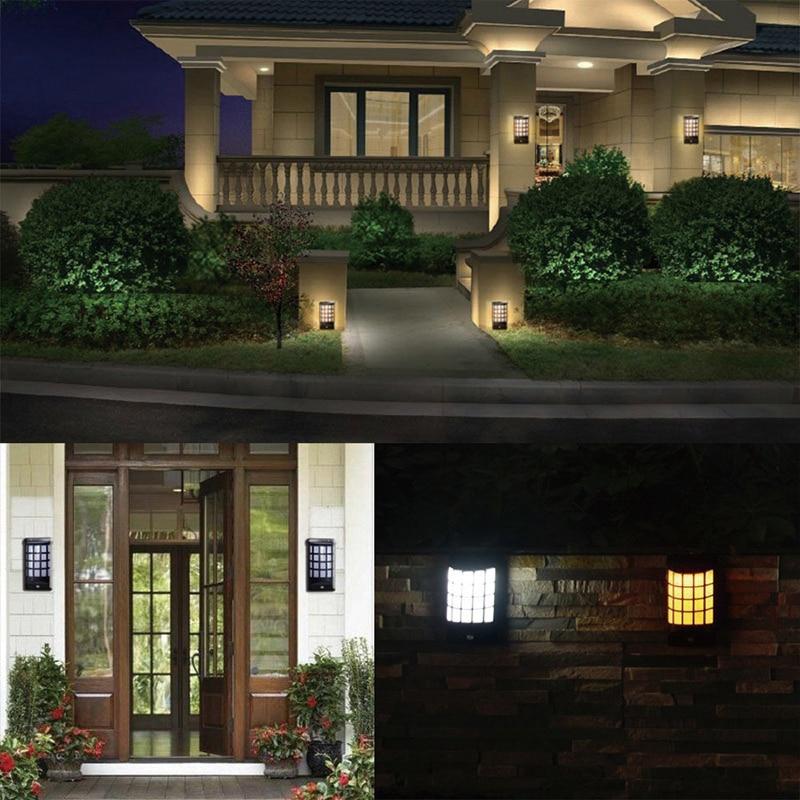 Jmkmgl Solar Veranda Licht Terrasse Hof Licht Garten Im Freien