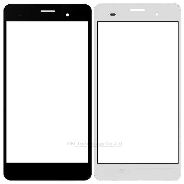 "5.0"" Black White TP for BLU Dash M2 D090U D090L Touch Screen Digitizer Glass Panel No LCD Replacement Part Free Shipping+Tools"
