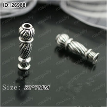 2018 New Arrival Muslim Rosary Imam 20pcs/lot Alloy Materials Imam for Prayer Beads Making DIY Connector Free Shipping