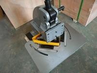 HN 4 hand operated notcher right angle shear cutting machine manual machinery tools