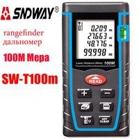 Rangefinder 40M 60M 80M 100M Meter Digital Laser Rangefinder Measure Distance Area Volume Angle Laser With