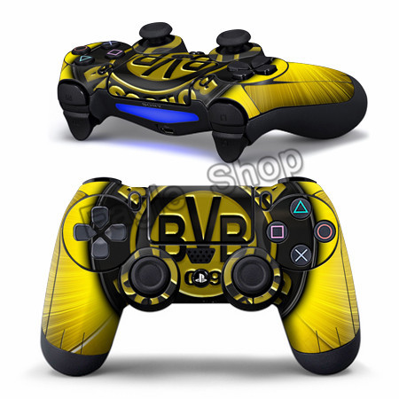 Us 329 2pcs For Ps4 Controller Stickers Borussia Dortmund Bvb Skin Sticker For Ps4 Pvc Skin Decals On Aliexpresscom Alibaba Group