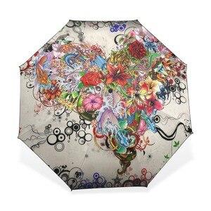 3 Folding Parasol Sun Protecti