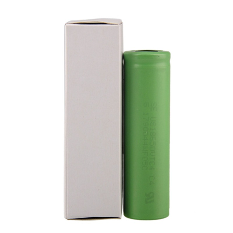 Electronic Cigarette Battery 2100mah 3.7V 30A 18650 Rechargeable High Drain Lithium Box Mod Battery VTC4 For E-Cig Mod