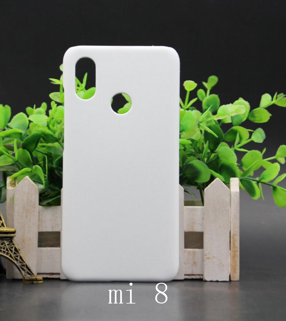 US $20 0 |3D Sublimation plastic blank case for MIUI xiaomi 8 5 6 6x 5x 4x  6 plus Redmi 6 6A S2 Note 5 5plus 5A 5 blank cover 20pcs-in Fitted Cases