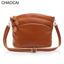 fashion women handbag genuine leather shouler bag cow leather crossbody bag mother bag colors new arrival