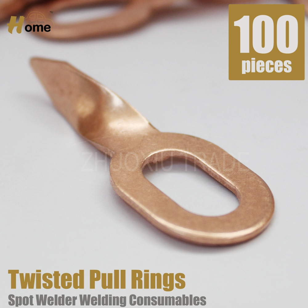 Dent Pulling consumables,twisted pull rings (TR-100)  цены