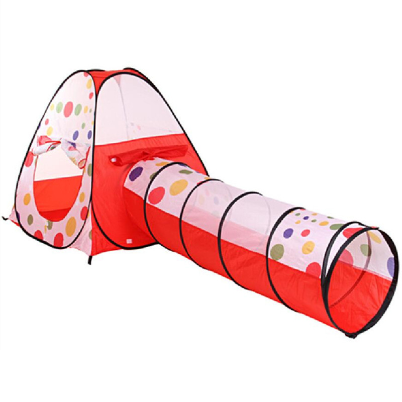Christmas gifts Play tents house circle Colorpoint Kids child toy tent Game House Tent Collapsible Play Crawl Tunnel tube toys foldable play tent kids children boy girl castle cubby play house bithday christmas gifts outdoor indoor tents