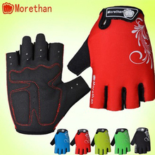 Cheap cycling accessories anti-slip mountain bike cycling gloves