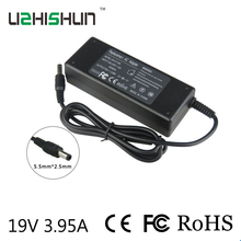 19V three.95A Laptop computer AC Adapter Energy Charger Twine Provide Charger Twine For Toshiba common AC Plug Laptop computer Battery Charger