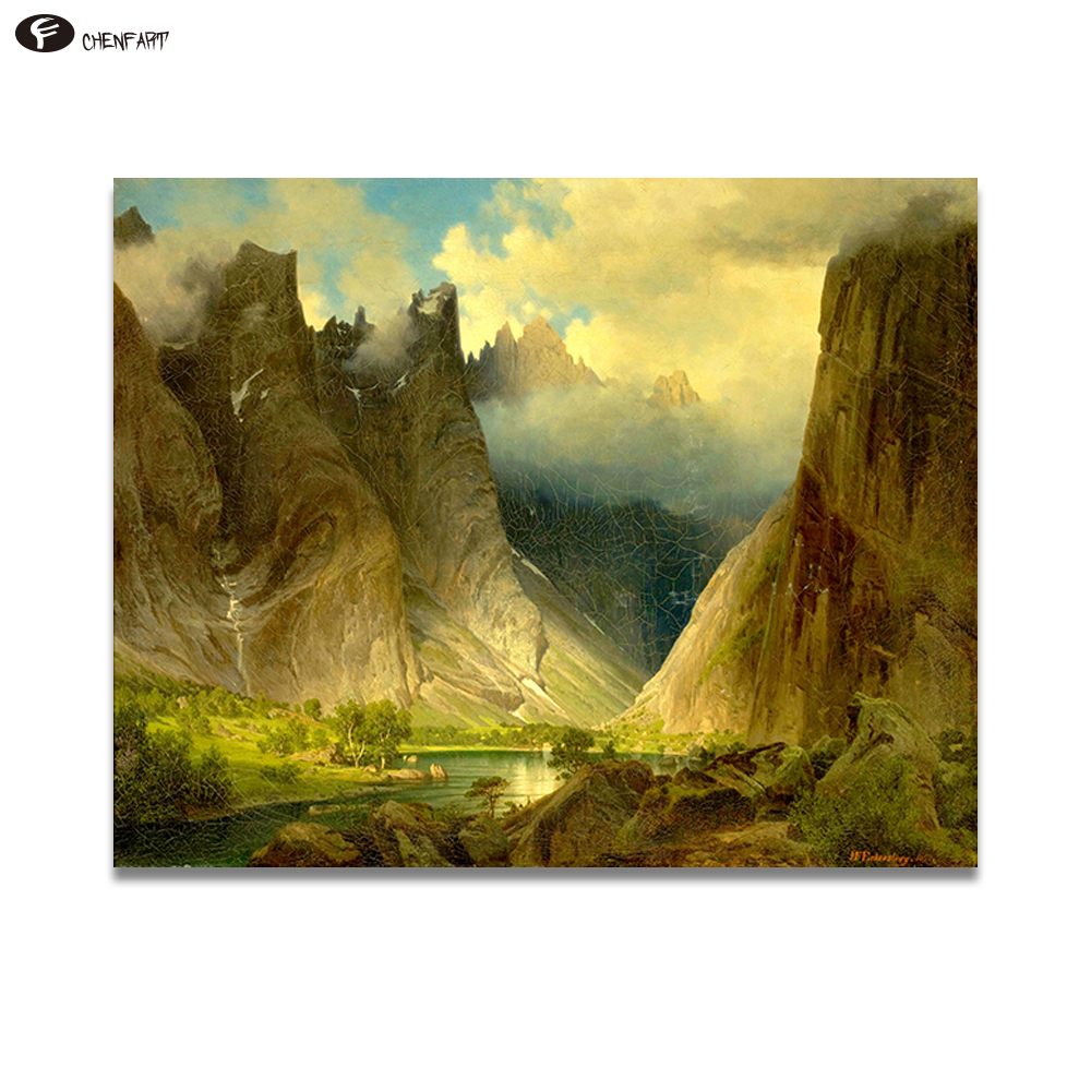 Buy painting grand canyon and get free shipping on AliExpress.com