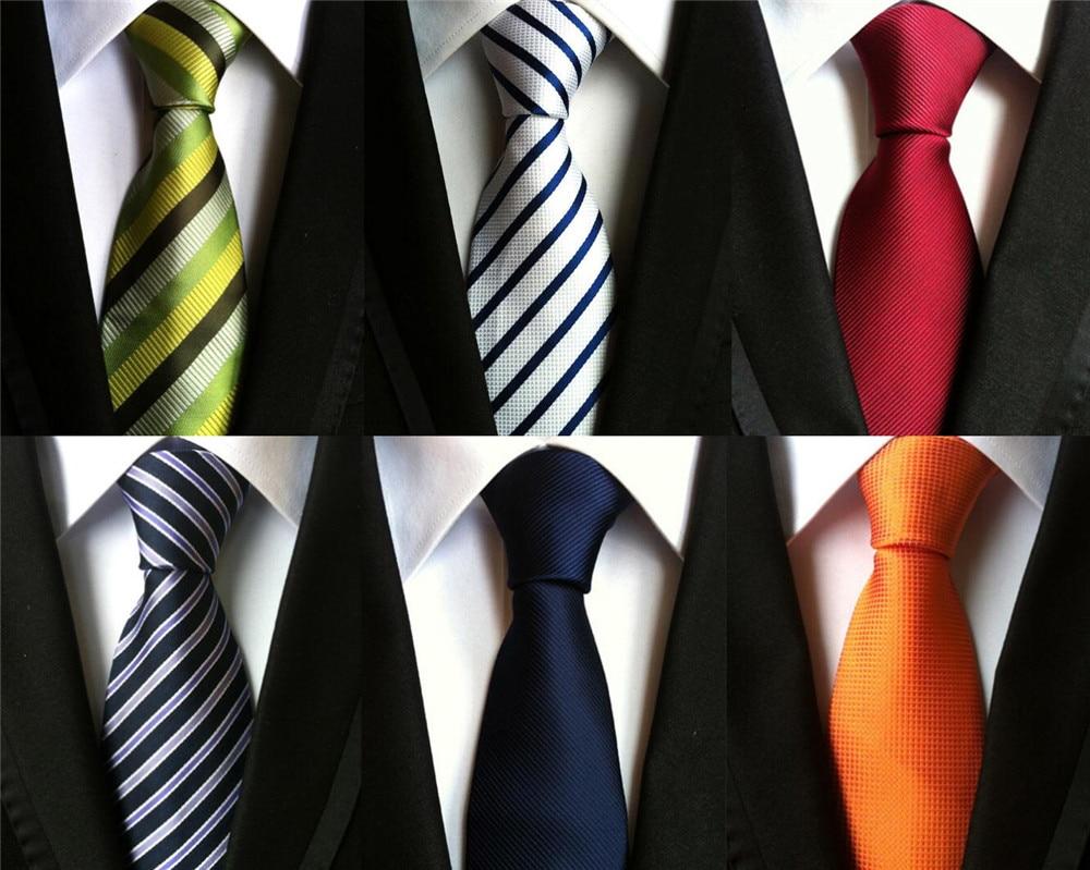 Men/'s Tie /& Handkerchief Set Light Blue White Check LUC35