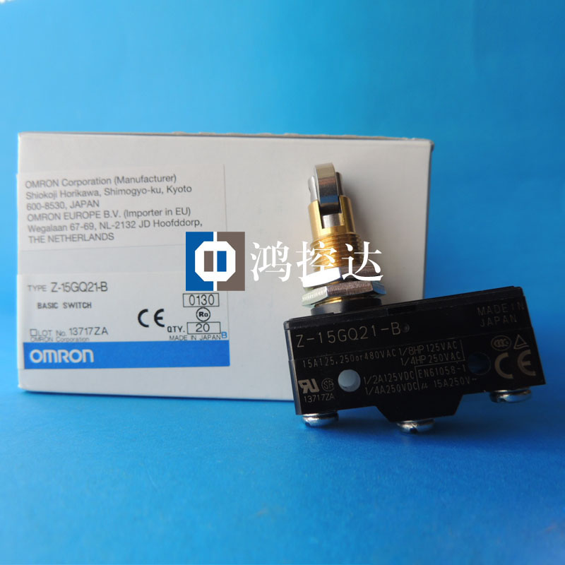 New   Micro Switch Z-15GQ21-B
