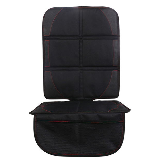 High Quality Easy Clean Car Seat Cover Car Interial Seat Protector Mat Auto Baby Car Seat Covers Black For Four Season