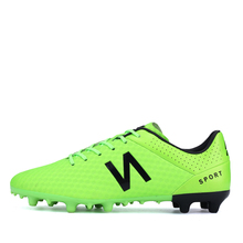 Size 33-44 Men Boy Kids Soccer Cleats Turf Football Soccer Shoes TF Hard Court Sneakers Trainers New Design football boots S53