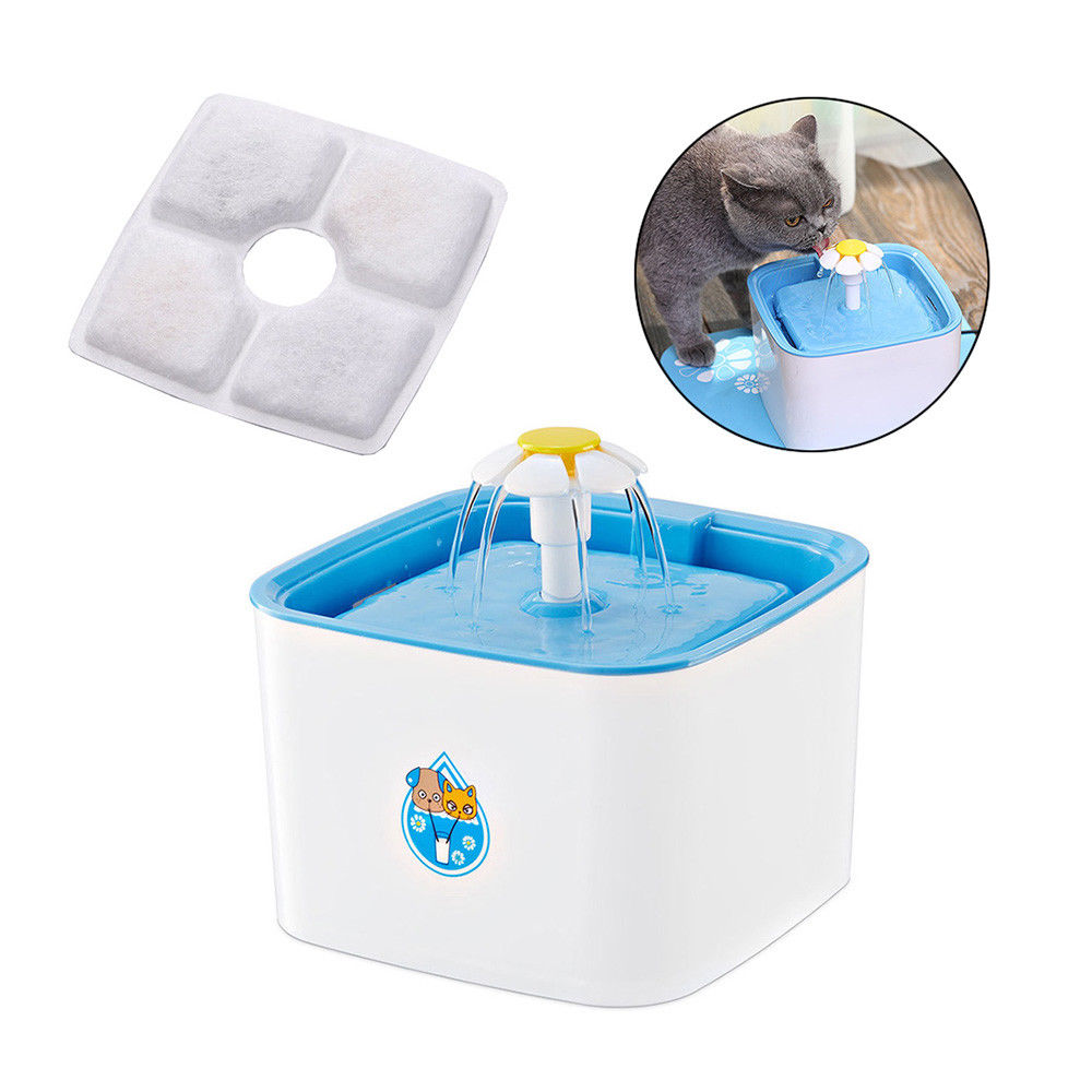 Only Filter//Automatic Pet Drinking Fountain Filter Cat Dog Water Drink Dispenser Bowl Dish Filters drinking machine filter core