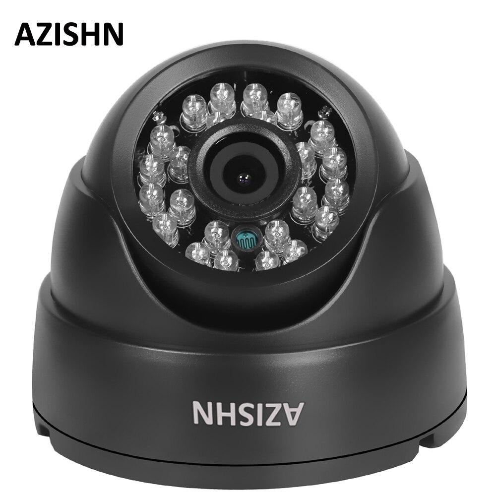 AZISHN IP Camera 720P/960P/1080P 24IR LEDS Securiy HD Network CCTV Camera Megapixel indoor IP Camera ONVIF H.264 Surveillance