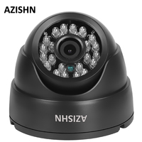 Azishn IP Камера 720 P/960 P/1080 P 24ir светодиоды securiy HD сеть видеонаблюдения Камера мегапиксельная Крытый IP Камера Onvif H.264 наблюдения