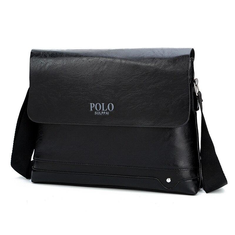b3071ac210f4 Designer POLO Sulppai Bags Hot Sale Messenger Bag Men Leather High Quality  Crossbody Man Shoulder Bag KSL697 2M on Aliexpress.com
